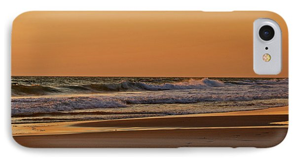 After A Sunset Phone Case by Sandy Keeton