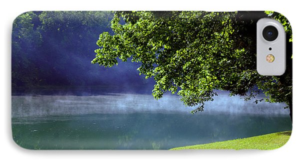 After A Warm Summer Rain IPhone Case by Susanne Van Hulst