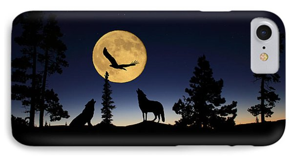 After Sunset IPhone Case by Shane Bechler
