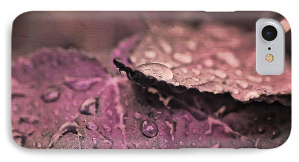 After The Rain IPhone Case by Bonnie Bruno