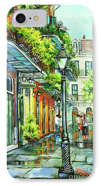 After The Rain Phone Case by Dianne Parks