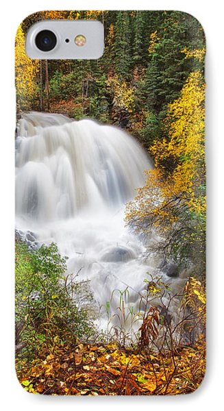 After The Rain Phone Case by Ed Boudreau