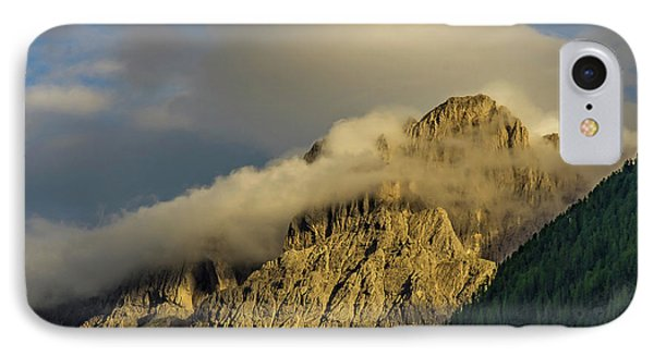 After The Rain In The Austrian Alps. IPhone Case