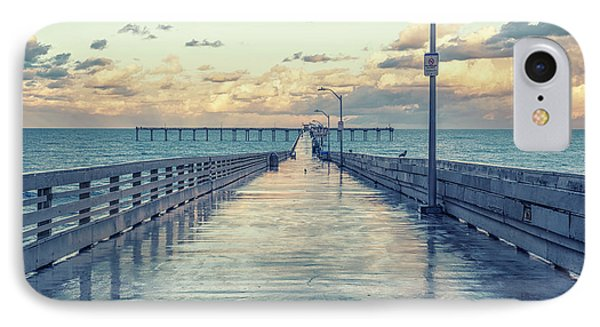 After The Rain IPhone Case by Joseph S Giacalone