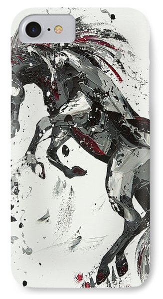 After The Rain IPhone Case by Penny Warden