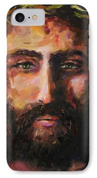 After The Scourging IPhone Case by Carole Foret