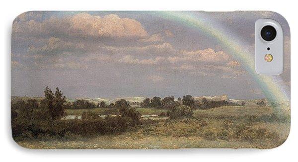 After The Storm Phone Case by Albert Bierstadt