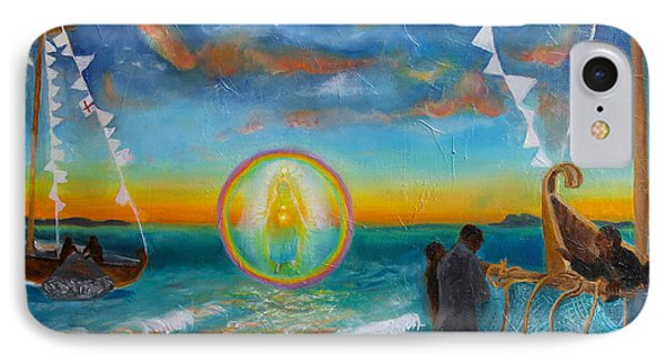 After The Storm IPhone Case by Anne Cameron Cutri