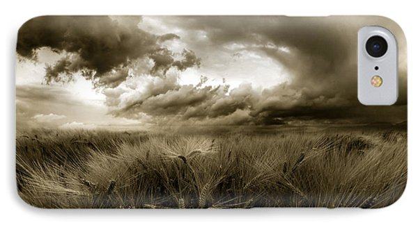 IPhone Case featuring the photograph After The Storm  by Franziskus Pfleghart