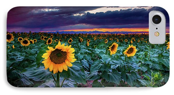 After The Storm IPhone Case by John De Bord