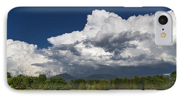After The Storm IPhone Case by Tim Kirchoff