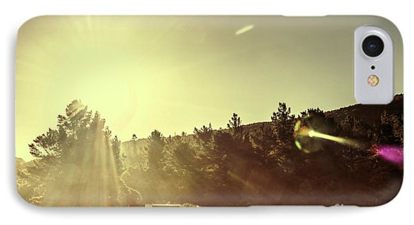 Sunlight iPhone 7 Case - Afterglow by Jorgo Photography - Wall Art Gallery
