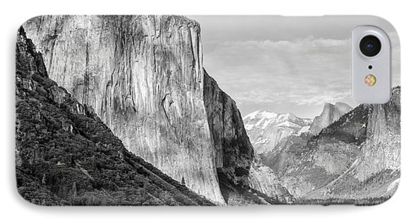 IPhone Case featuring the photograph Afternoon At El Capitan by Sandra Bronstein