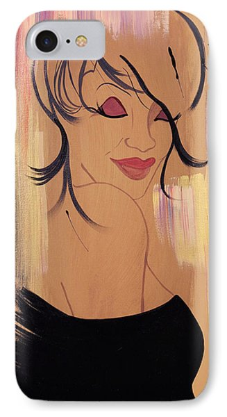 Afternoon Dream Phone Case by Simone Fennell