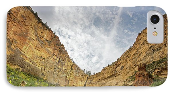 Afternoon In Boynton Canyon IPhone Case