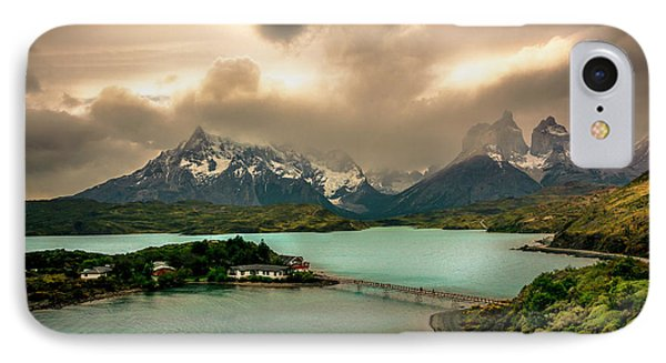 IPhone Case featuring the photograph Afternoon Storm by Andrew Matwijec