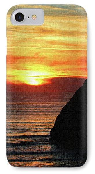 Agate Beach Oregon IPhone Case