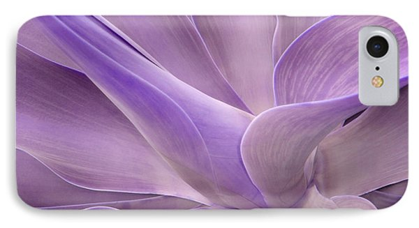 Agave Attenuata Abstract 2 IPhone Case