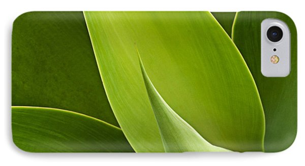 Agave IPhone Case by Heiko Koehrer-Wagner
