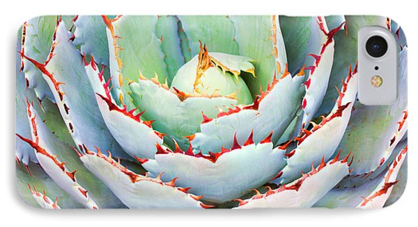 IPhone Case featuring the photograph Agave by Ram Vasudev