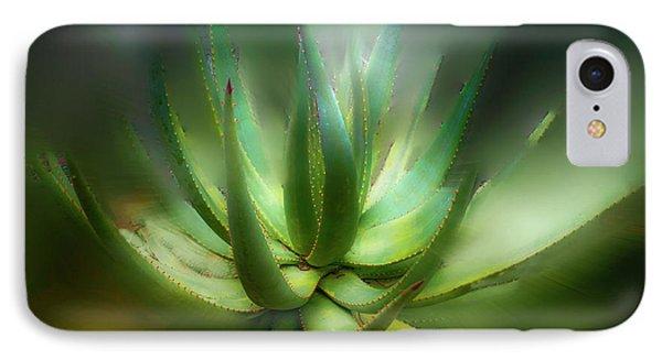 Agave Sunrise IPhone Case by Joseph Hollingsworth