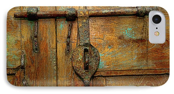 Aged Latch Phone Case by Christopher Holmes