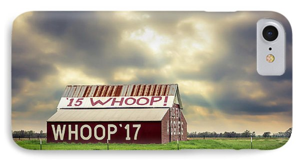 IPhone Case featuring the photograph Aggie Barn by David Morefield