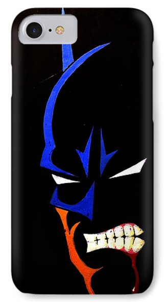Aggression IPhone Case by Salman Ravish