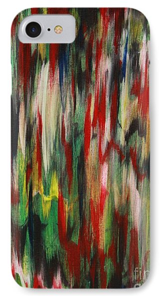 IPhone Case featuring the painting Agony by Jacqueline Athmann