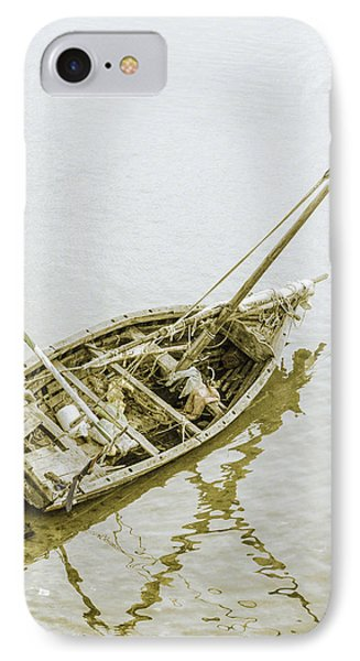 Aground IPhone Case by Patrick Kain