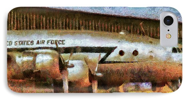 Air - United States Air Force Phone Case by Mike Savad