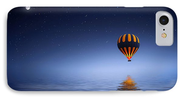 Air Ballon IPhone Case by Bess Hamiti