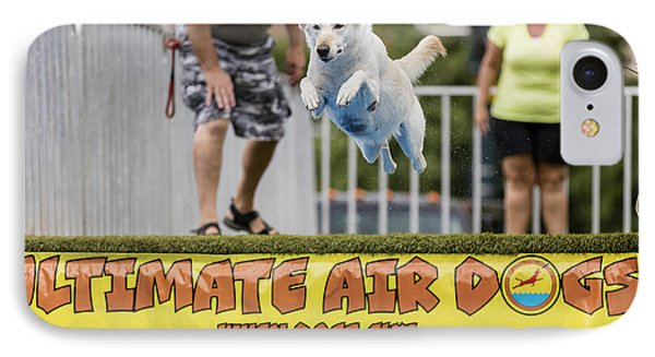 Air Dog 4 IPhone Case