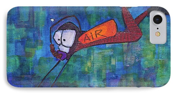air IPhone Case by Donna Howard