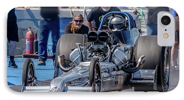 Air Force Dragster IPhone Case