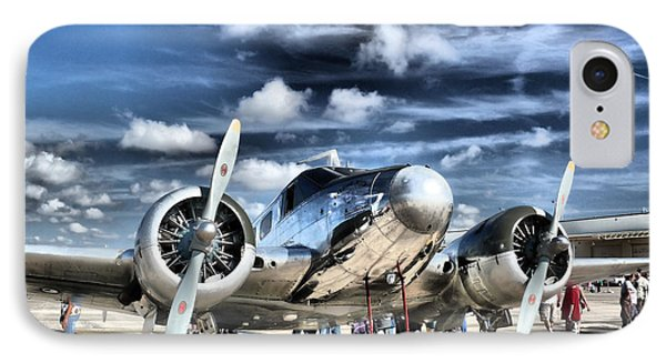 Airplane iPhone 7 Case - Air Hdr by Arthur Herold Jr