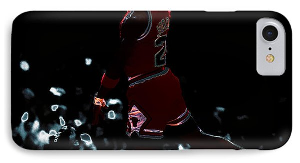 Air Jordan 03t IPhone Case by Brian Reaves
