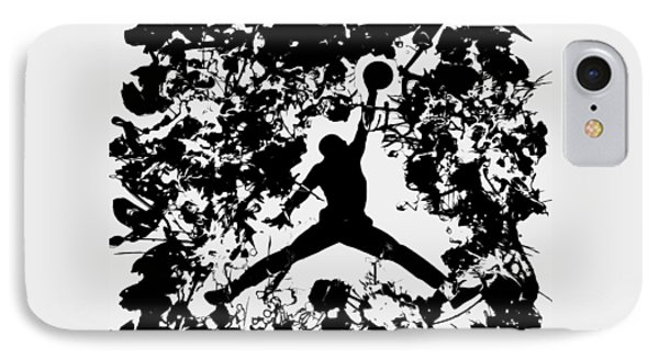 Air Jordan 1c IPhone Case by Brian Reaves