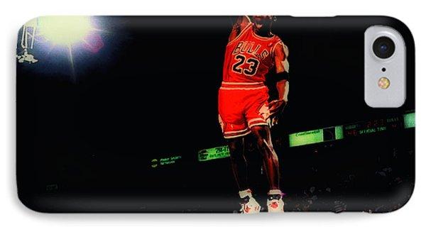 Air Jordan Nasty Slam IPhone Case