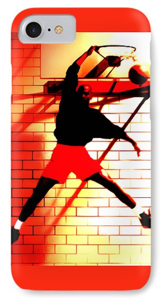 Air Jordan Where It All Started IPhone Case by Brian Reaves