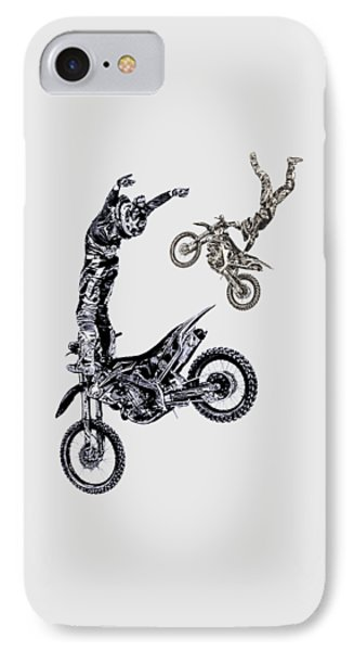 Air Riders IPhone Case by Caitlyn Grasso