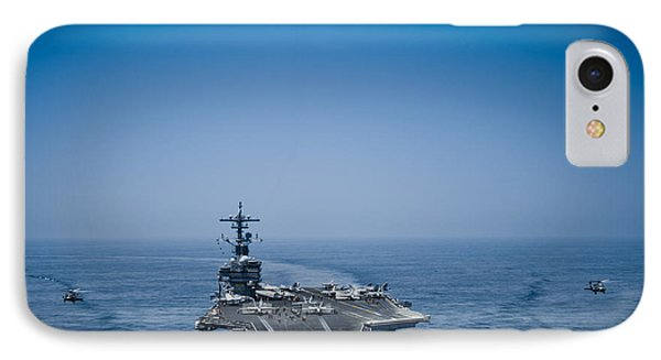 Aircraft From Carrier Air Wing IPhone Case by Celestial Images