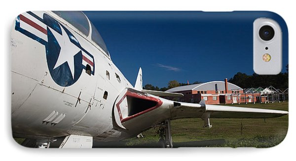 Airplane At A Historic Site, Tuskegee IPhone Case