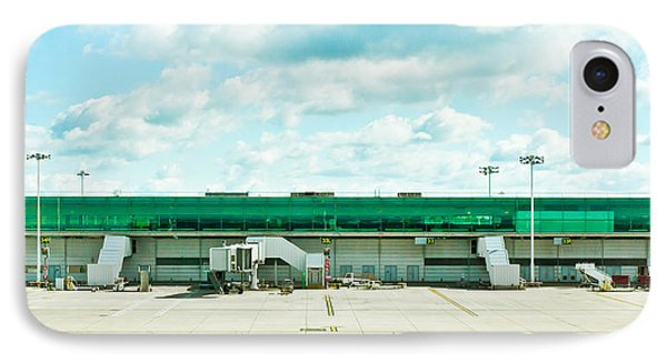 Airport Terminal IPhone Case by Tom Gowanlock