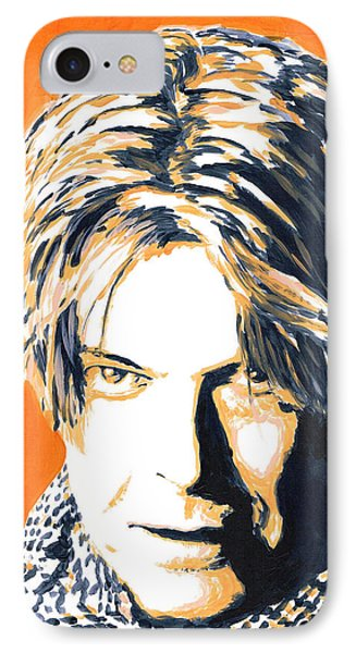 Aka Bowie IPhone Case