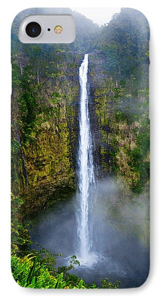 Akaka Falls IPhone Case by Christopher Holmes