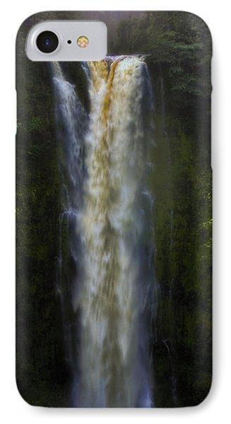 IPhone Case featuring the photograph Akaka Falls by Ellen Heaverlo