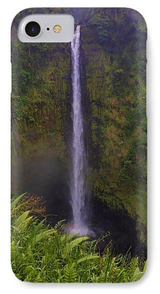 Akaka Falls IPhone Case by Pamela Walton