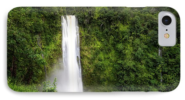 IPhone Case featuring the photograph Akaka Falls by Ryan Manuel