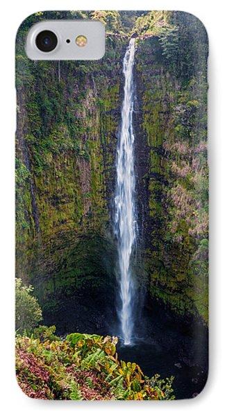 Akaka Falls - The Big Island Hawaii Phone Case by Brian Harig